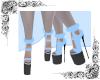 Beyonce's Blue Heels