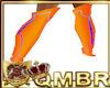 QMBR Rave Flash Boots