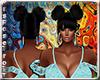 (RT)BLACK KENLEY2 HAIR