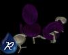 {R} Couples Chair Purple