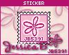 [JB] JB5391 Stamp