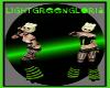 Light Green Gloria