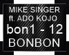 MIKE SINGER &ADO KOJO