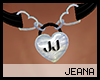 !J Custom Collar-JJ