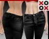 Black Club Pants