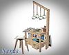 Modern Art Desk Animated