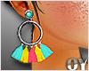 *D* Spring earring