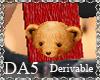 (A) Bear Scarf F
