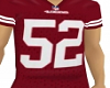 49ers #52 P.Willis