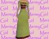 GreenApple Maiden Dress