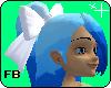 Alice Gradient blue hair