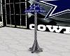 D COWBOYS LAMP