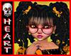 Ringlets Halloween Black