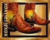 [L] HALLOWEEN 18 Boots M