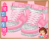 ! Kids Pink Shoes *