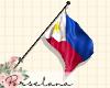 PL: Philippine Flag Left