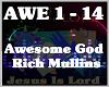 Awesome God-Rich Mullins