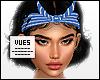 v. Linen Headband