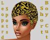 Golden Leopard Shrt Hair