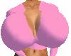 Chelsea Pink V Neck Top