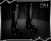 [DM] Latex Boots M