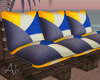 Tropical pallet chairs