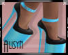 Dia Heels-Blue