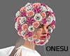 Flower Helmets