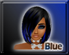 [b] Blue tasia hair