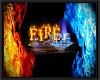 FIRE & ICE floor