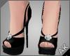 ~AK~ Elegant Heel: Black