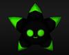 Kitsu-Star (Green)