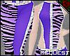 !VR! Purple Jaguarettes
