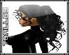 Candy V2- Jet Black Hair