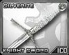 ICO Silverite Sword F