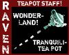 WNDERLAND TRANQUILI-TEA!