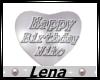 Birthday Nikos Balloon