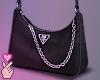 ♥ Chained shoulder bag