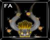 (FA)SteerHorns Gold2