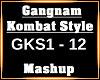 Gangnam Kombat Style
