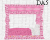 (A) Candy Castle Bed