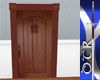 [DTR] Wood Celtic door