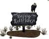 Spooky Signage (KL)