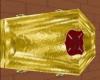 BlackLion gold coffin