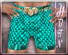 {HP} Merman shorts
