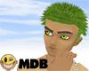 ~MDB~ GREEN SHOCKED HAIR