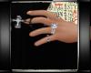 Blue wedding/engagement