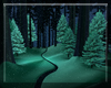 CHRISTMAS SNOW FOREST