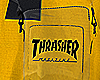Thrasher transparent bag