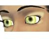 Crystal Yellow Eyes